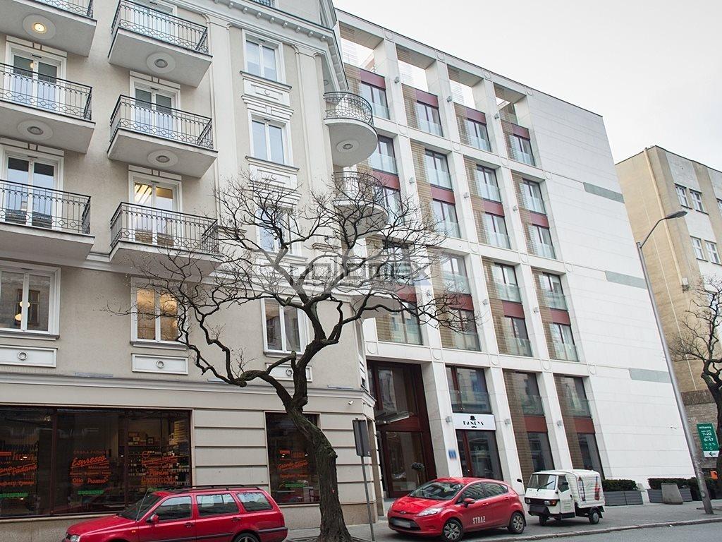 Mieszkanie dwupokojowe na sprzedaż Warszawa, Śródmieście, Piękna  73m2 Foto 9