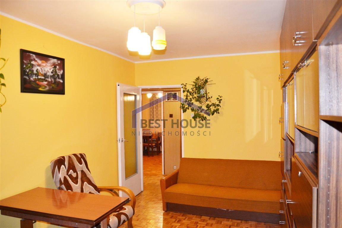 Mieszkanie trzypokojowe na sprzedaż Wrocław, Śródmieście, Biskupin, okolice ul. Bacciarellego  47m2 Foto 3