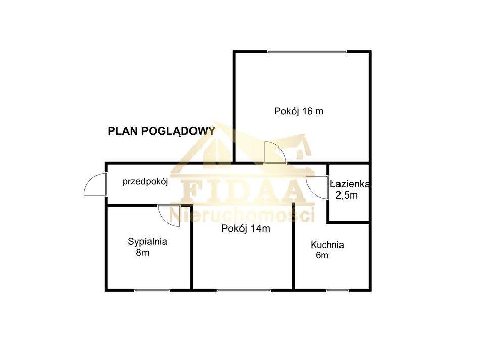 Mieszkanie trzypokojowe na sprzedaż Warszawa, Wola, Pustola  54m2 Foto 3