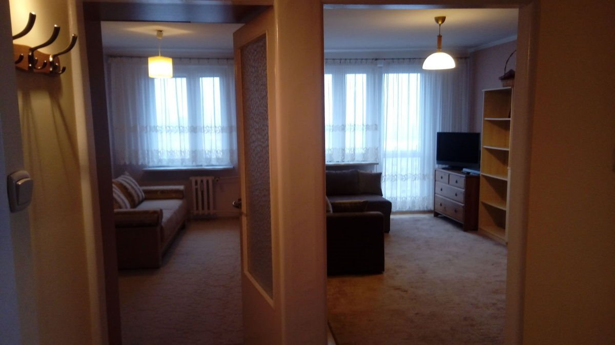 Mieszkanie dwupokojowe na wynajem Poznań, Stare Miasto, Winogrady, Os. Pod Lipami  38m2 Foto 4