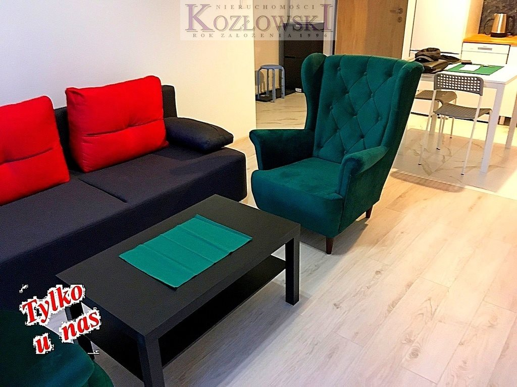 Mieszkanie dwupokojowe na wynajem Gdańsk, Jasień, Lawendowe Wzgórze  40m2 Foto 1