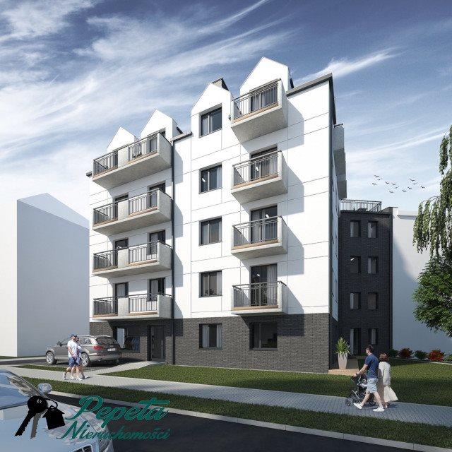 Mieszkanie dwupokojowe na sprzedaż Poznań, Łazarz  57m2 Foto 4