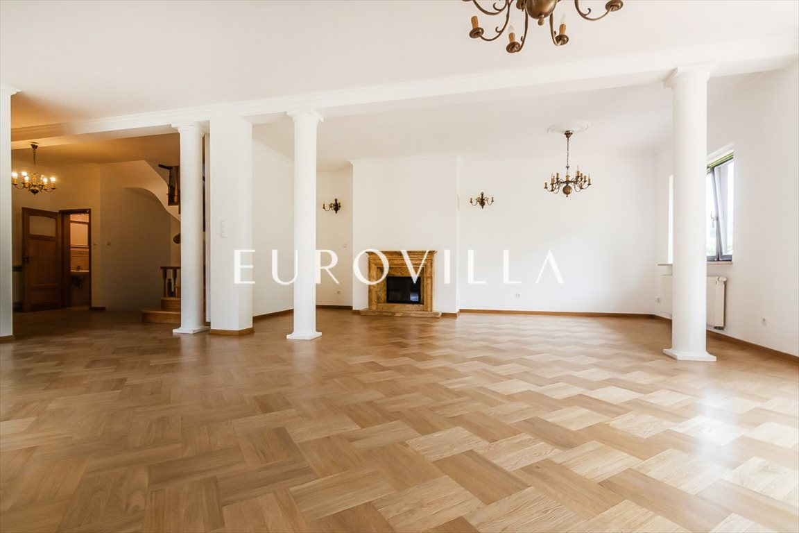 Dom na wynajem Warszawa, Ursynów, Rajskich Ptaków  330m2 Foto 1