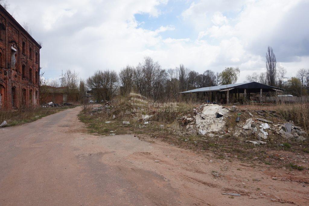 Działka inwestycyjna na sprzedaż Pabianice, Działka inwestycyjna  7400m2 Foto 2