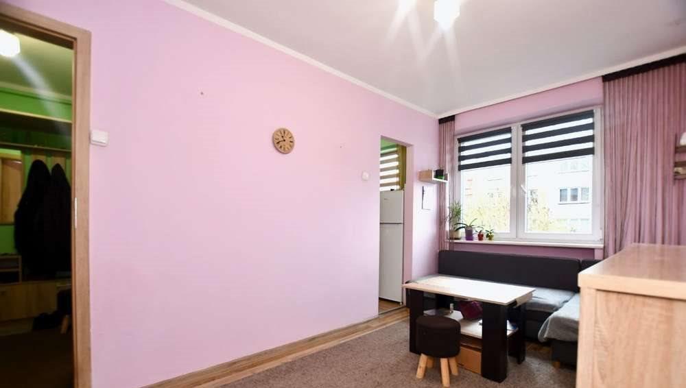 Mieszkanie dwupokojowe na sprzedaż Gliwice, Szobiszowice, gliwice  33m2 Foto 2