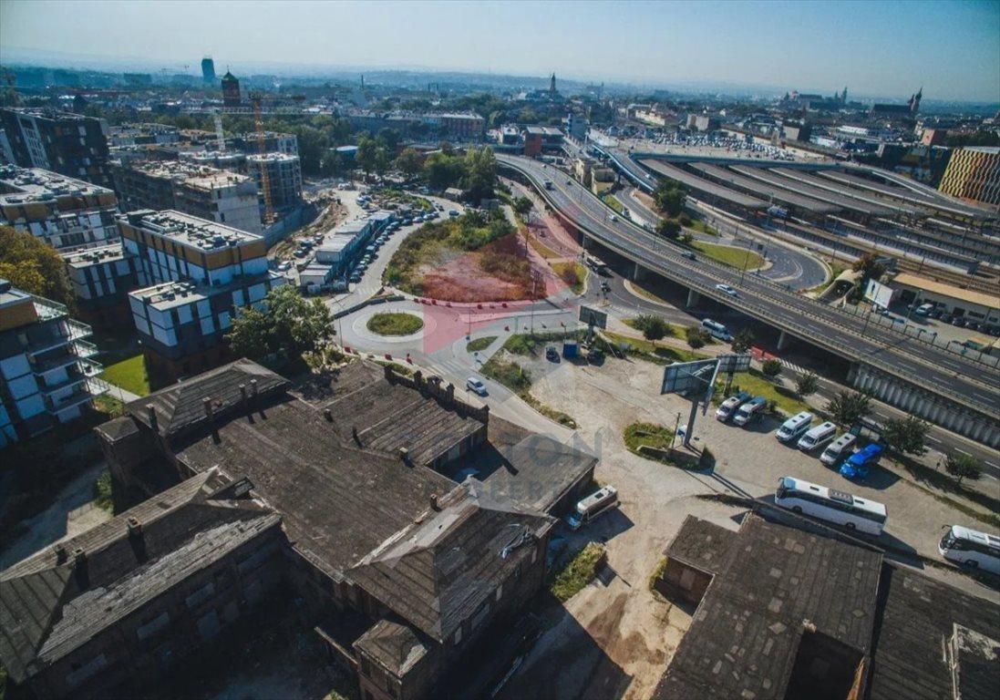 Działka inwestycyjna na sprzedaż Kraków, Stare Miasto, Wita Stwosza  7514m2 Foto 5