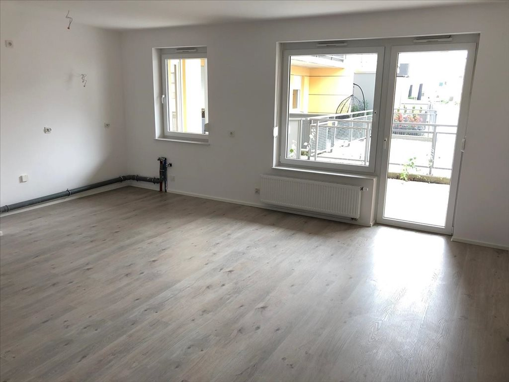 Mieszkanie dwupokojowe na sprzedaż Wrocław, Psie Pole, Marca Polo  49m2 Foto 2