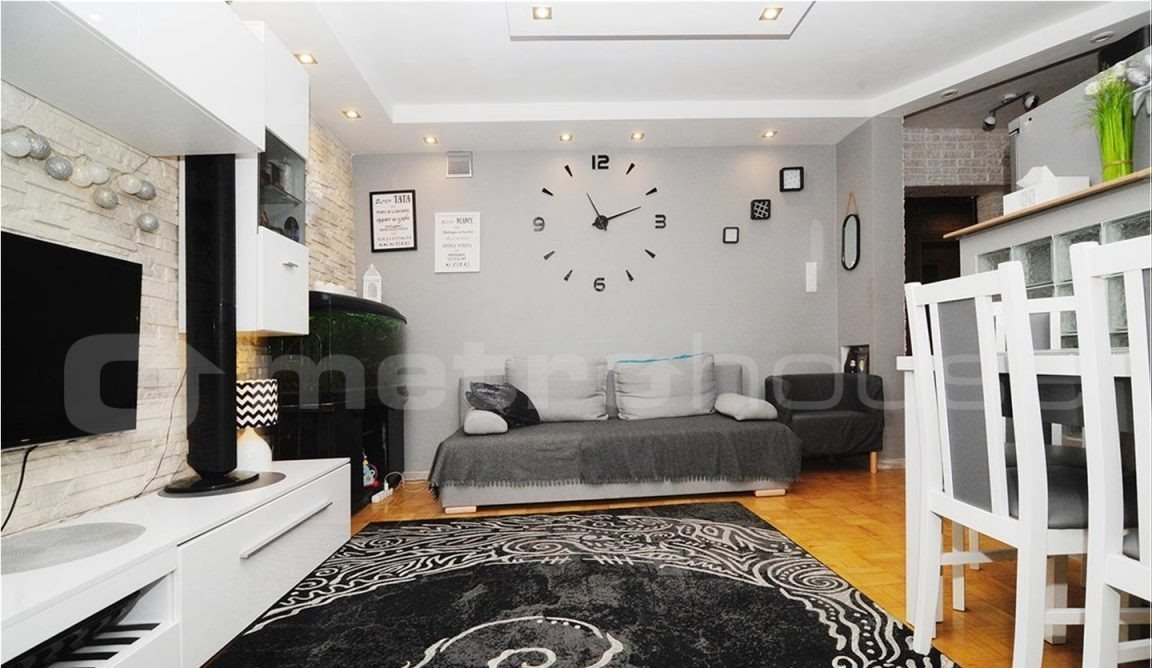 Mieszkanie trzypokojowe na sprzedaż Warszawa, Targówek  55m2 Foto 2