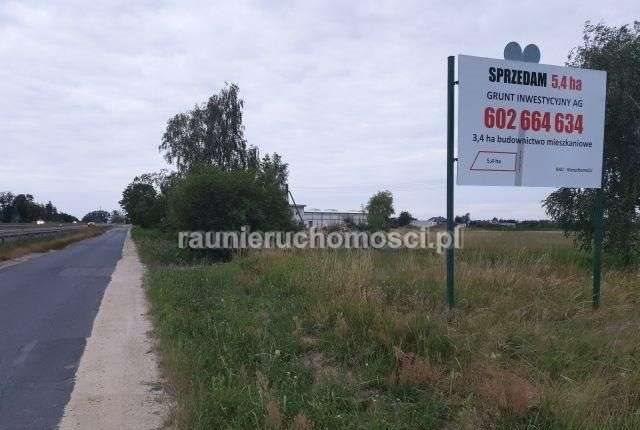 Działka przemysłowo-handlowa na sprzedaż Tarnowo Podgórne, Poznańska  58200m2 Foto 3