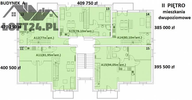 Mieszkanie trzypokojowe na sprzedaż Lubin, os. Polne, Kochanowskiego  77m2 Foto 7