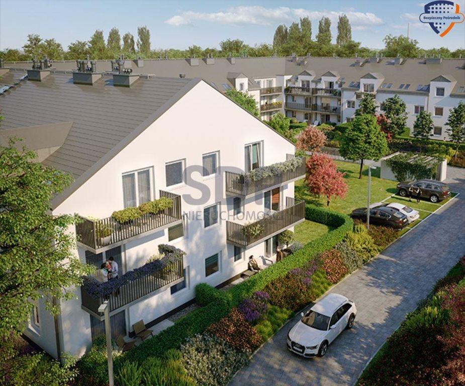 Mieszkanie trzypokojowe na sprzedaż Wrocław, Krzyki, Księże Małe, Księska  61m2 Foto 1