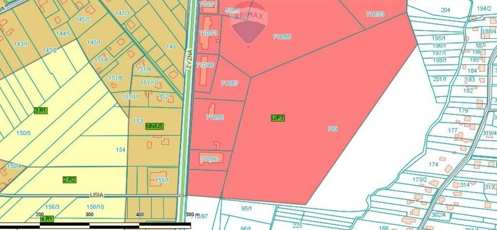 Działka przemysłowo-handlowa na sprzedaż Częstochowa, Brzeziny Wielkie, Żyzna  12893m2 Foto 8