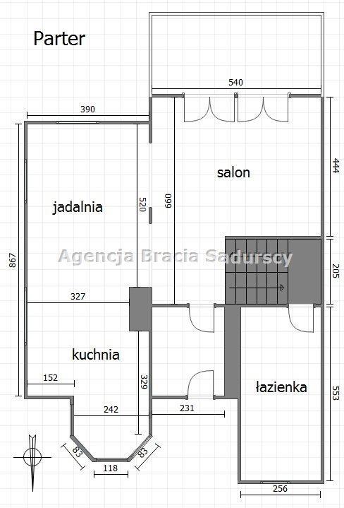 Dom na wynajem Kraków, Dębniki, Dębniki Stare, Zielna  350m2 Foto 6