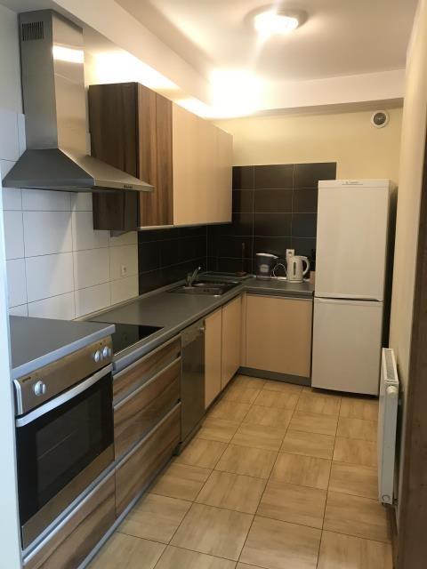 Mieszkanie dwupokojowe na wynajem Toruń, Małe Garbary  47m2 Foto 5