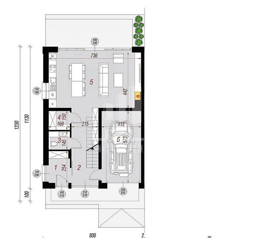 Dom na sprzedaż Tczew  150m2 Foto 4