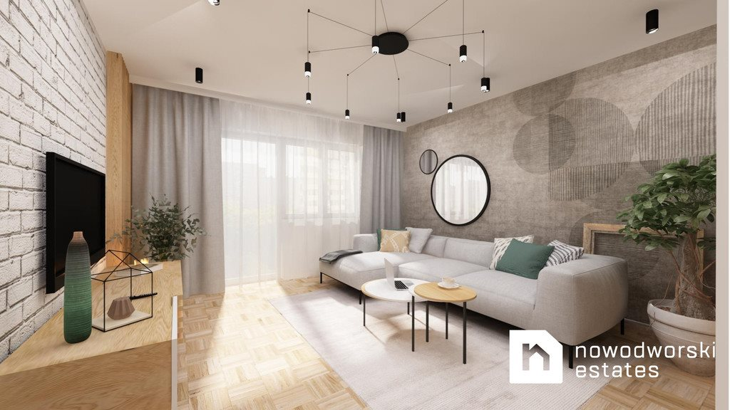 Mieszkanie trzypokojowe na sprzedaż Warszawa, Praga-Południe, Witolin, Łukowska  62m2 Foto 1