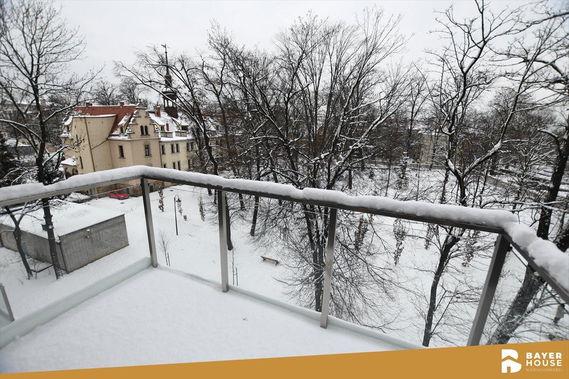 Mieszkanie dwupokojowe na wynajem Gliwice, Jasnogórska  55m2 Foto 14