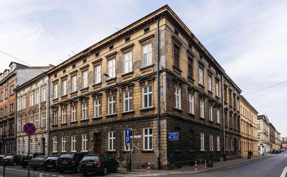 Mieszkanie dwupokojowe na wynajem Kraków, Stare Miasto, Marii Skłodowskiej-Curie  64m2 Foto 7