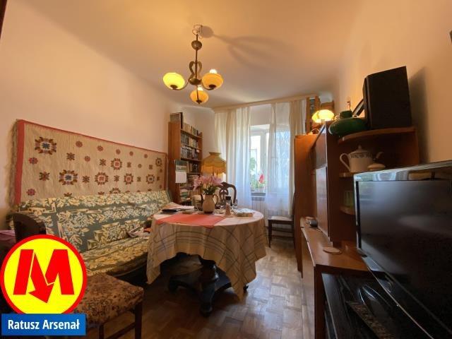 Mieszkanie dwupokojowe na sprzedaż Warszawa, Śródmieście, Muranów, Nowolipki  34m2 Foto 2