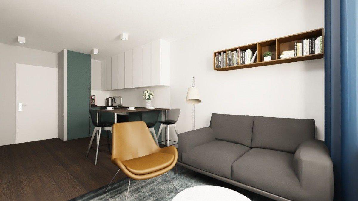 Mieszkanie dwupokojowe na sprzedaż Lublin, Wrotków  34m2 Foto 6