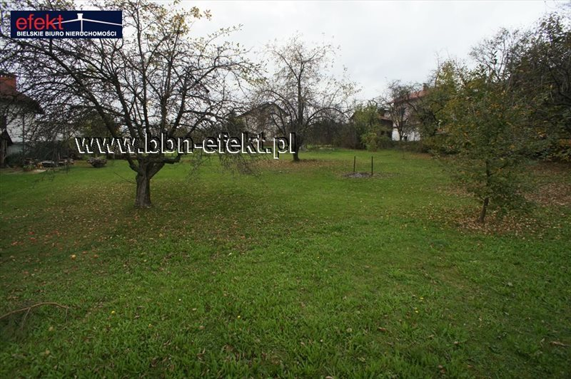 Działka budowlana na sprzedaż Bielsko-Biała, Stare Bielsko  860m2 Foto 1