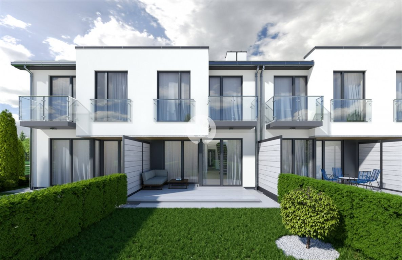 Mieszkanie czteropokojowe  na sprzedaż Niemcz, Leonida Teligi  128m2 Foto 3