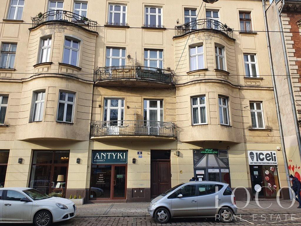 Mieszkanie czteropokojowe  na wynajem Kraków, Śródmieście, Zwierzyniecka  117m2 Foto 8