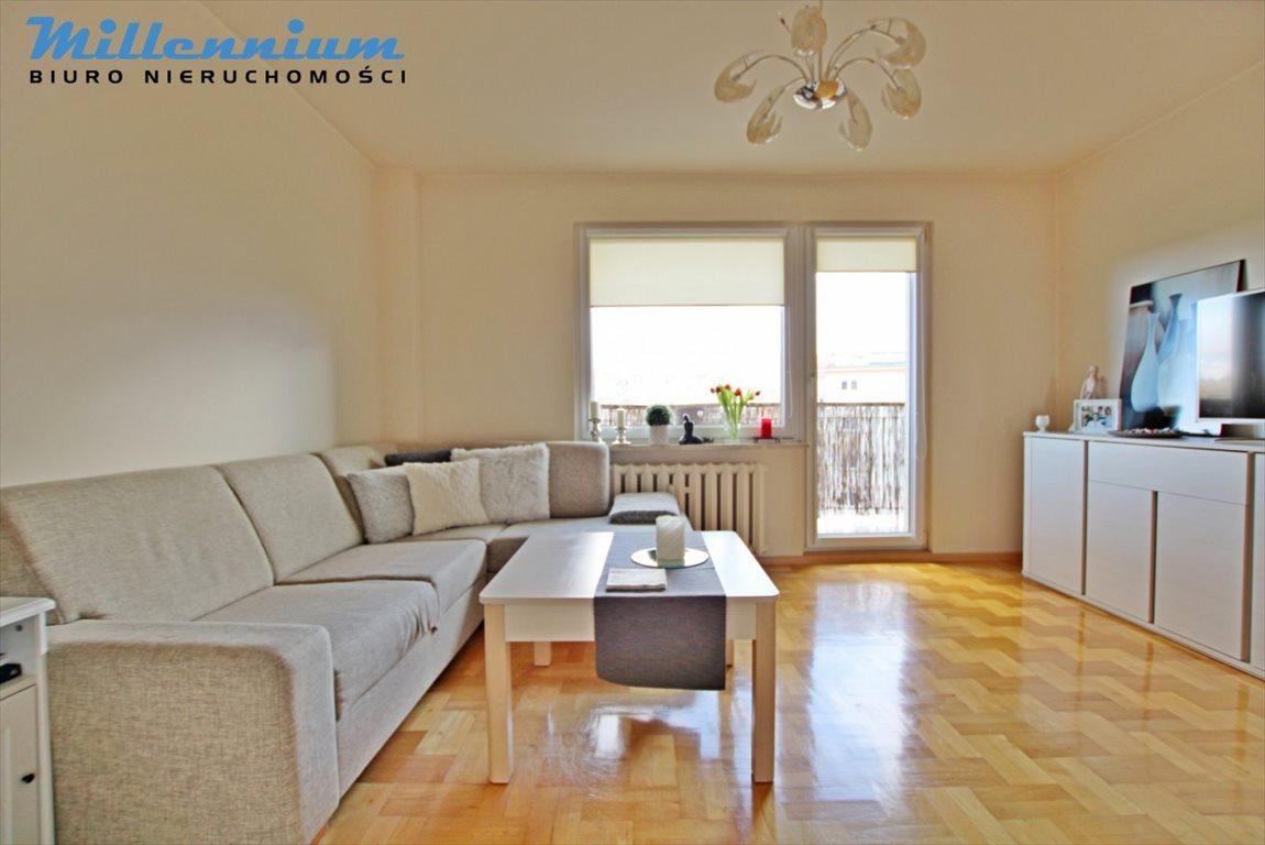 Mieszkanie trzypokojowe na sprzedaż Rumia, Janowo, Poznańska  56m2 Foto 3