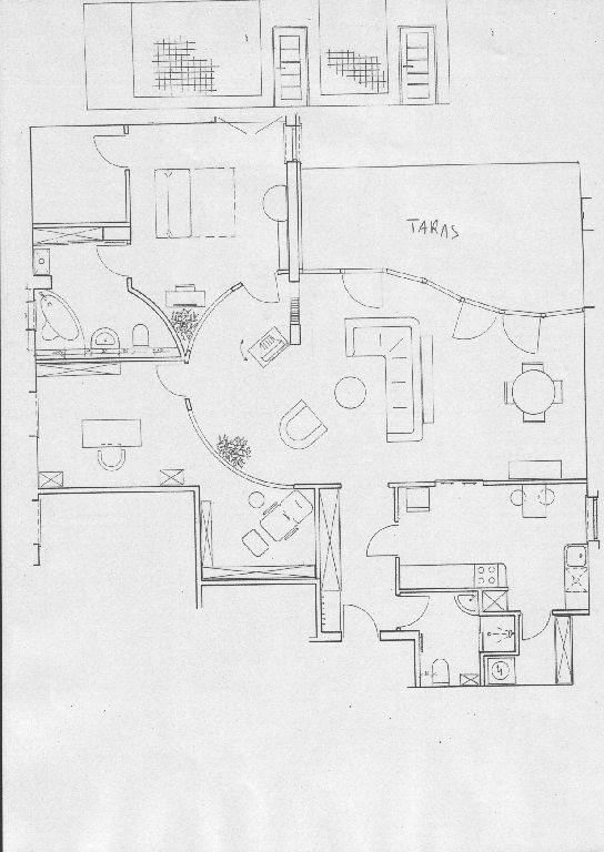 Mieszkanie czteropokojowe  na sprzedaż Warszawa, Mokotów, Stegny, ALEJA WILANOWSKA  128m2 Foto 4
