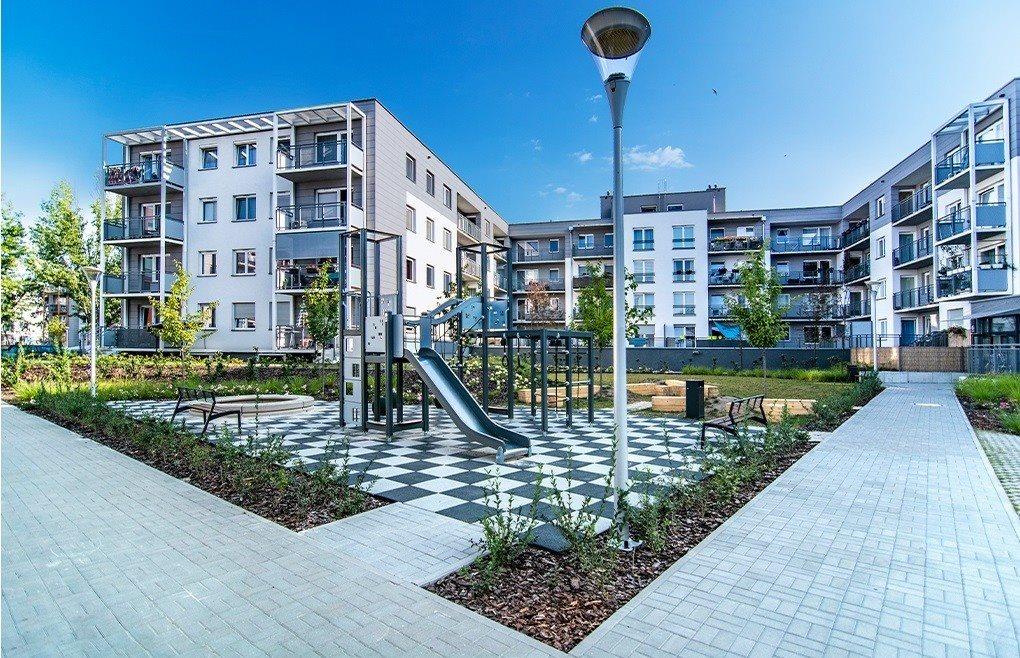 Mieszkanie czteropokojowe  na sprzedaż Wrocław, Swojczyce  76m2 Foto 2