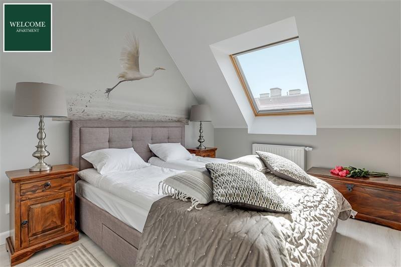 Mieszkanie dwupokojowe na wynajem Gdańsk, Śródmieście, OldNova, Panieńska  44m2 Foto 3