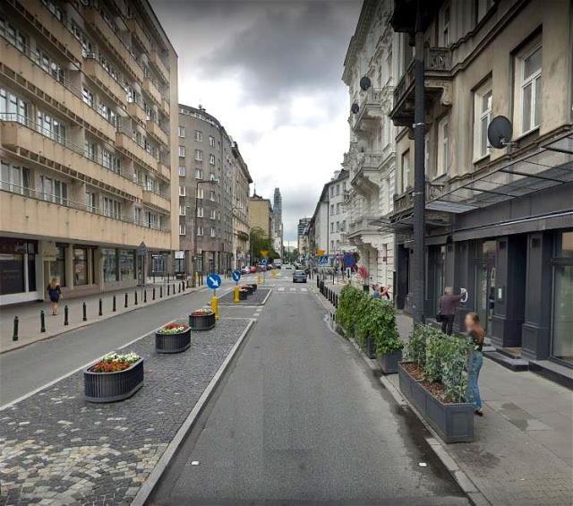 Lokal użytkowy na wynajem Warszawa, Śródmieście, Koszykowa  85m2 Foto 1
