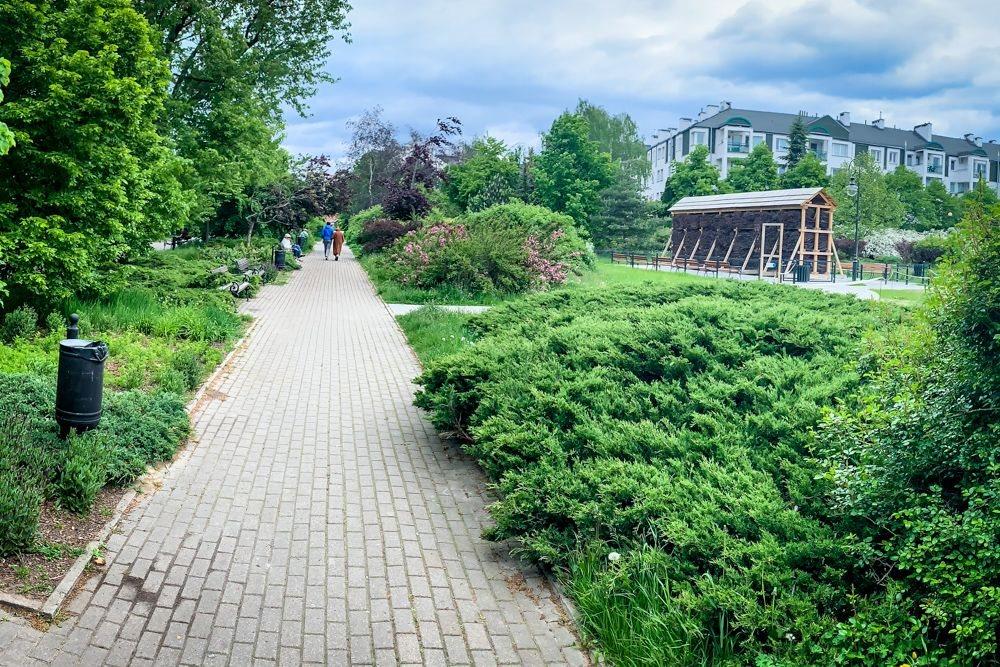 Mieszkanie czteropokojowe  na sprzedaż Warszawa, Ursynów, Ursynów północny, Oskara Sosnowskiego 4  85m2 Foto 14