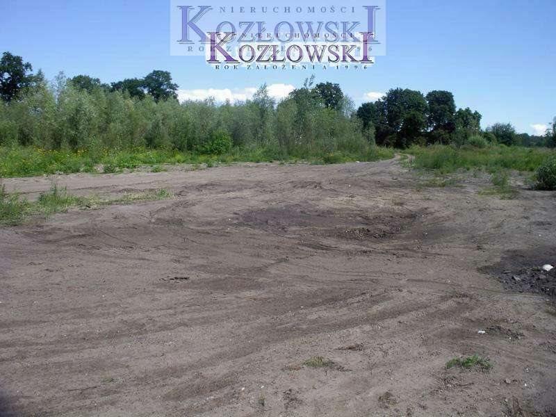Działka przemysłowo-handlowa na sprzedaż Gdańsk, Rudniki, Płońska  60110m2 Foto 4
