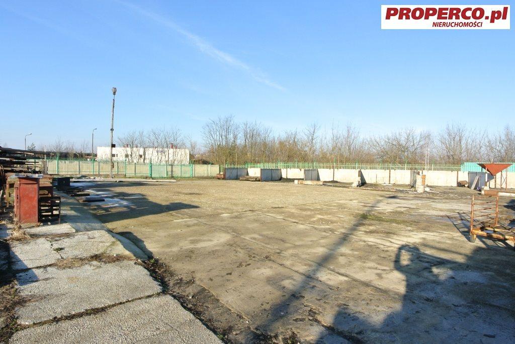 Działka inwestycyjna pod dzierżawę Skarżysko-Kamienna, Obuwnicza  9577m2 Foto 2