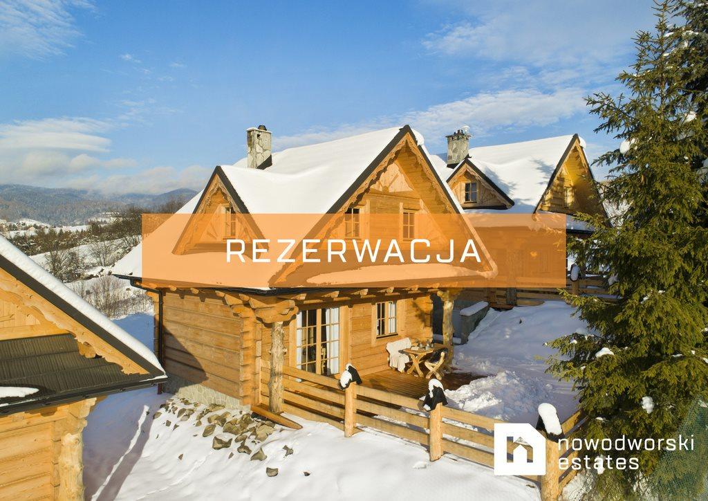 Dom na sprzedaż Kluszkowce, Przedszkolaków  60m2 Foto 1