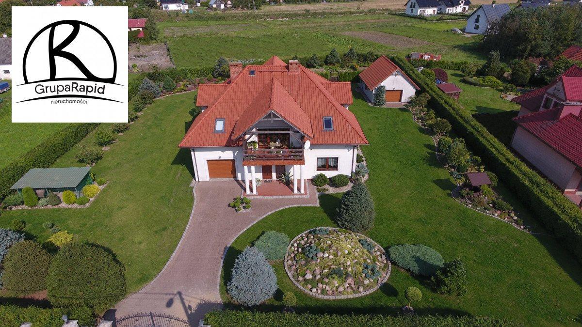 Dom na sprzedaż Nowy Dwór Gdański  426m2 Foto 2