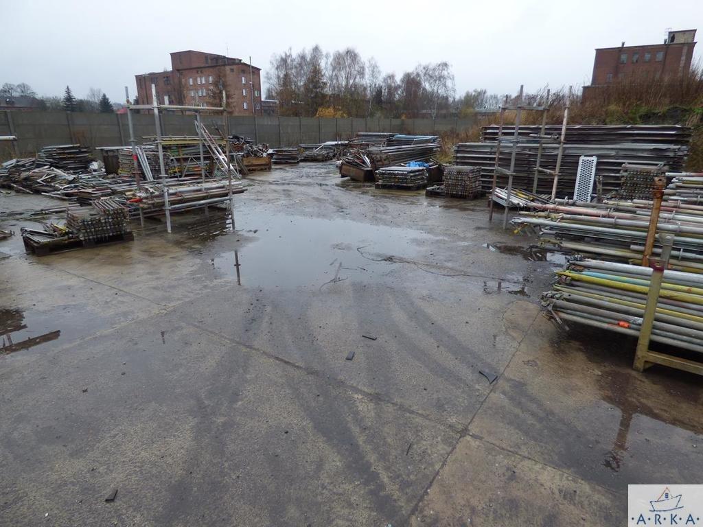 Działka przemysłowo-handlowa pod dzierżawę Szczecin, Stołczyn  5524m2 Foto 4