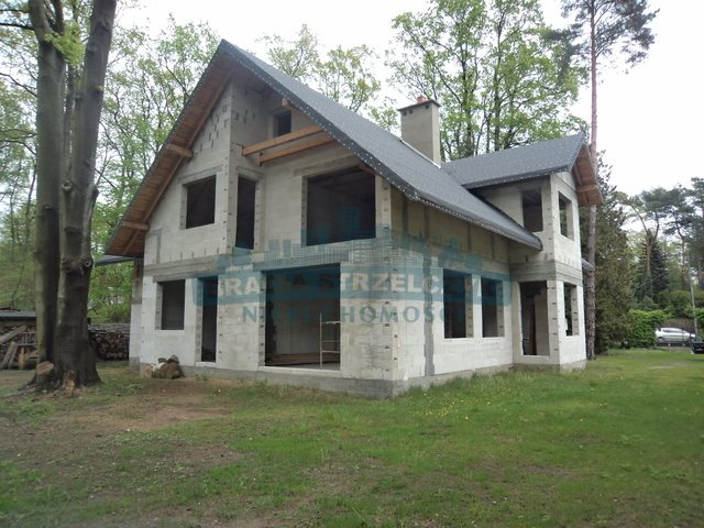 Dom na sprzedaż Zalesie Górne, Wiekowej Sosny  330m2 Foto 2