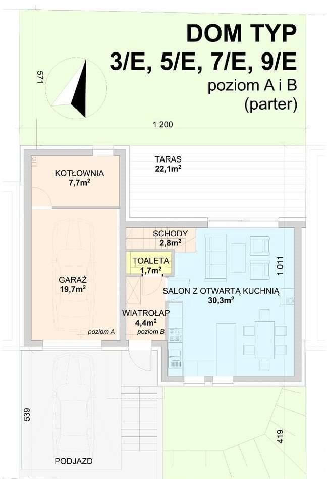 Dom na sprzedaż Żernica  138m2 Foto 5