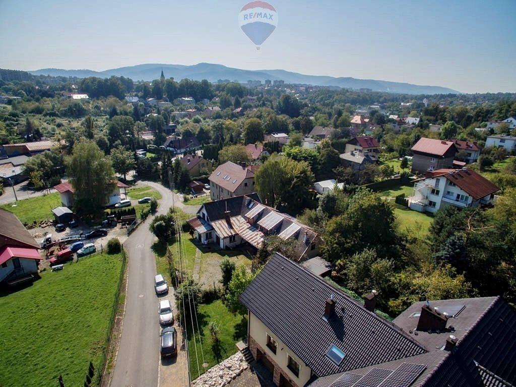 Działka budowlana na sprzedaż Bielsko-Biała, Juhasów  1000m2 Foto 4