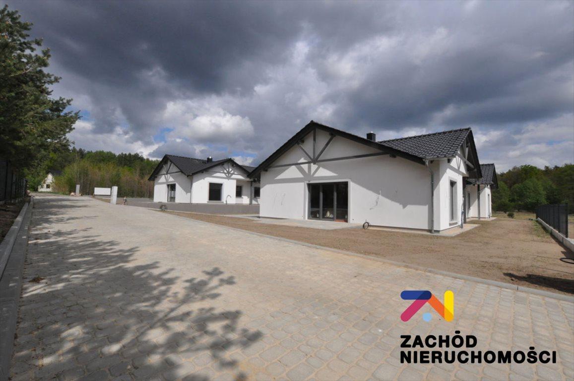 Dom na sprzedaż Zielona Góra, Ochla, Osiedle Wrzosowe Ochla  95m2 Foto 1
