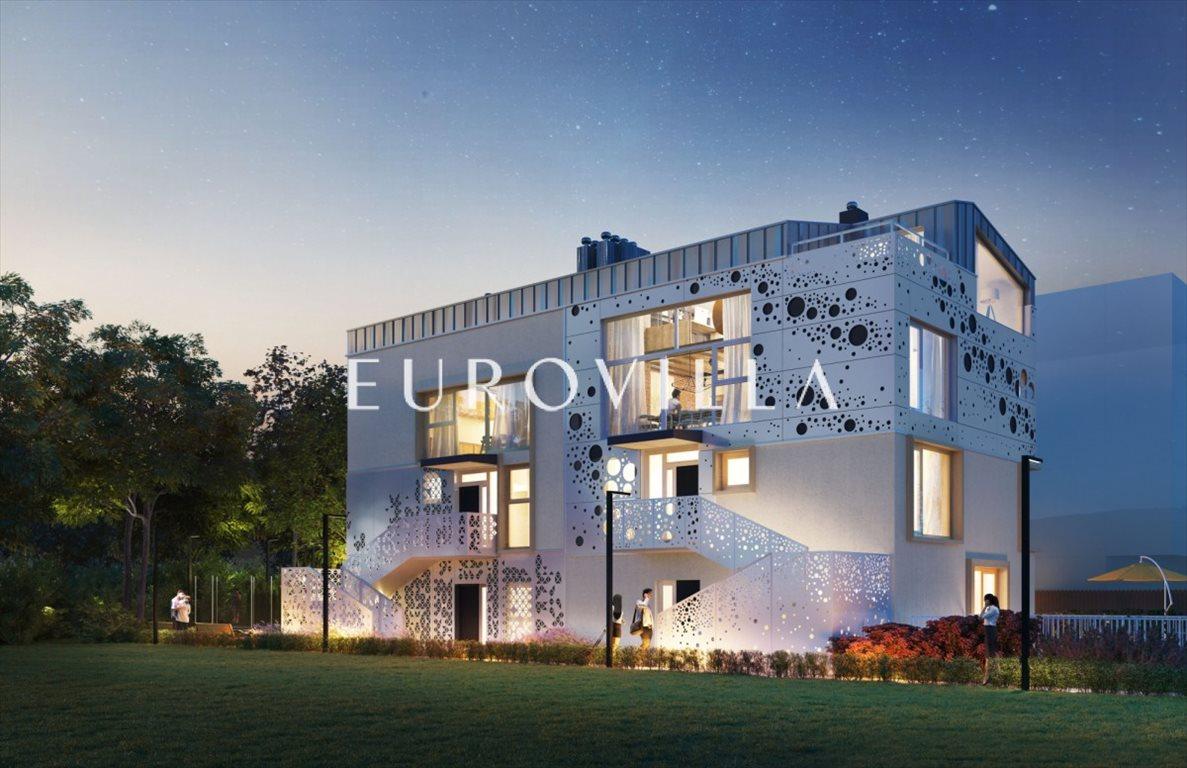 Mieszkanie czteropokojowe  na sprzedaż Warszawa, Mokotów Służew, Skrzetuskiego  139m2 Foto 2