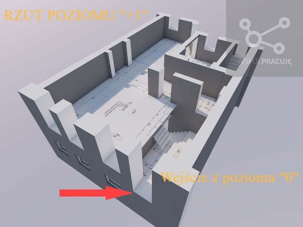 Lokal użytkowy na sprzedaż Szczecin, Śródmieście-Centrum, Monte Cassino  217m2 Foto 6