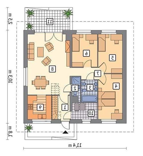 Dom na sprzedaż Puszcza Mariańska  100m2 Foto 2