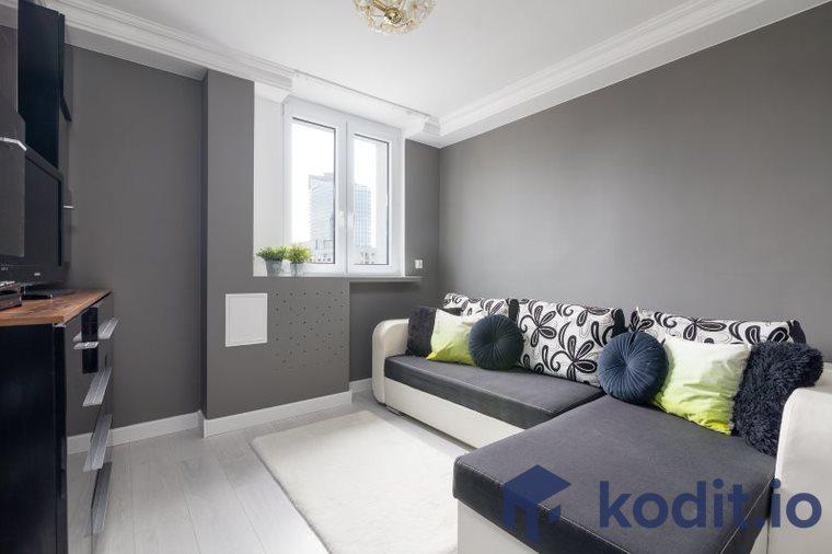 Mieszkanie trzypokojowe na sprzedaż Warszawa, Wola, Krochmalna  58m2 Foto 3