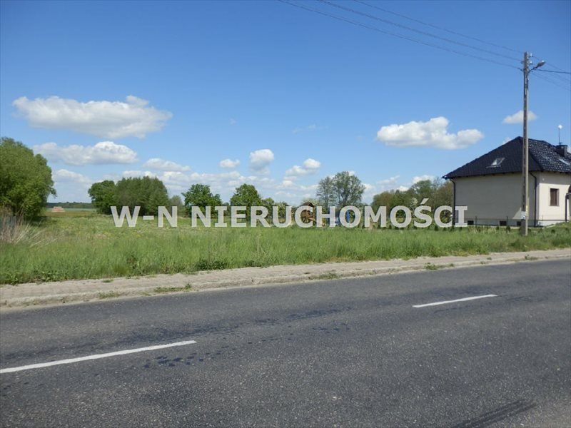 Działka budowlana na sprzedaż Kłębanowice  1400m2 Foto 2