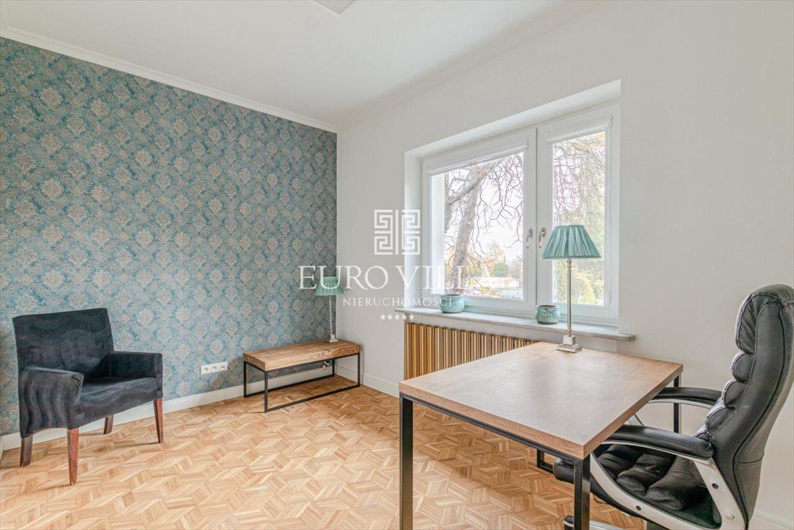 Dom na wynajem Warszawa, Wilanów, Wiertnicza  358m2 Foto 1