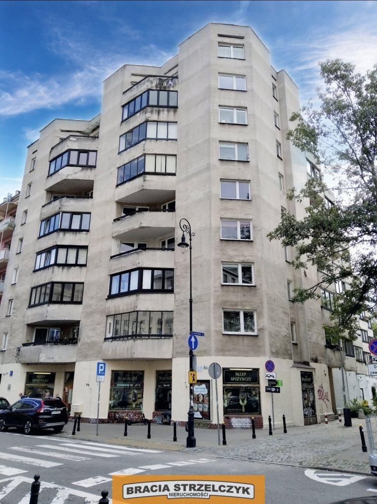 Mieszkanie czteropokojowe  na sprzedaż Warszawa, Śródmieście, Hoża  85m2 Foto 12
