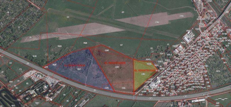 Działka inwestycyjna na sprzedaż Elbląg, Akacjowa  224512m2 Foto 1